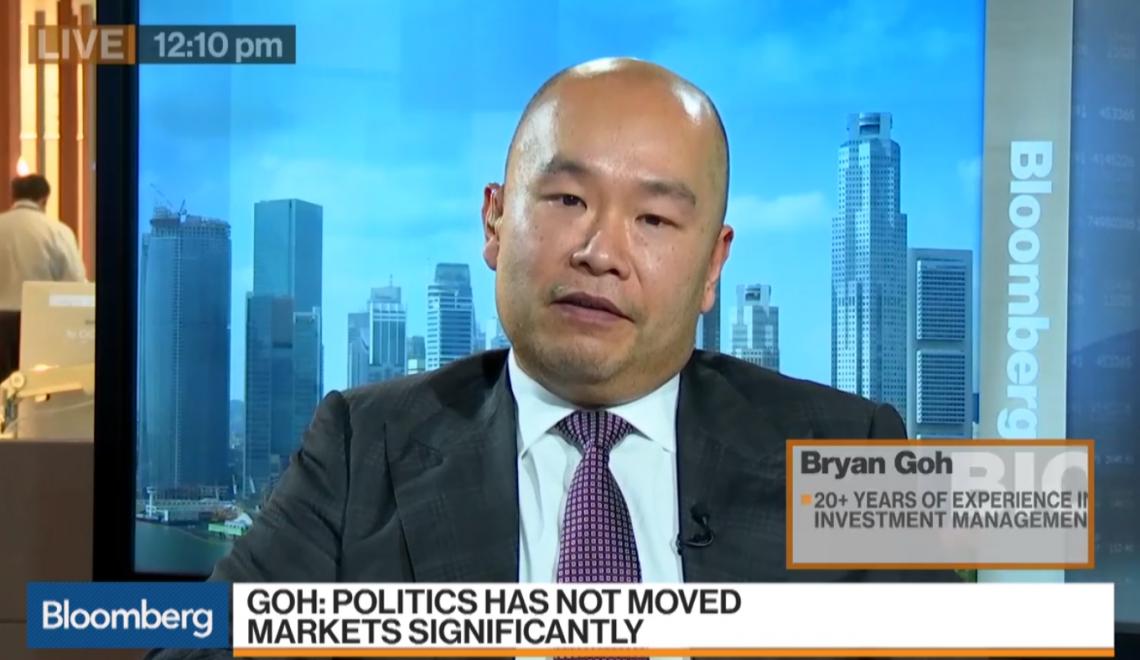 Politics not a significant market mover